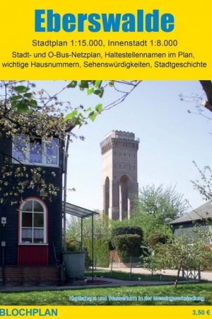 Stadtplan Eberswalde