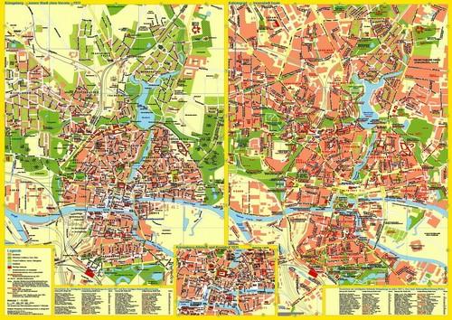 Plan Kaliningrad Planseite