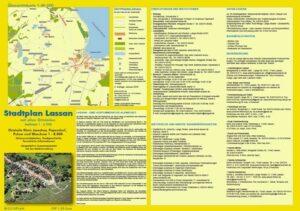 Stadtplan Lassan