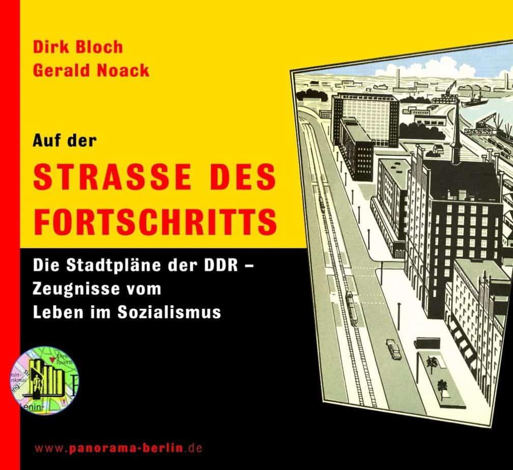 Buchcover Auf der Straße des Fortschritts