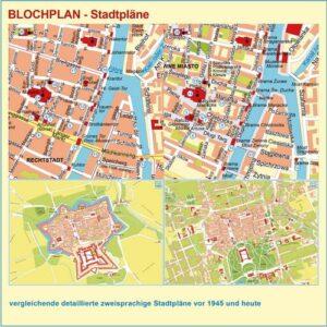 BLOCHPLAN Stadtpläne
