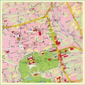Stadtplansammlung